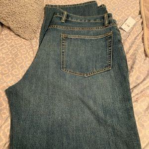 Men's GAP straight leg jeans 36x4